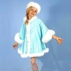 Выкройки костюма для снегурочки детские.