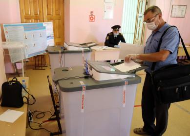 Первые итоги выборов: в Воронеже победила КПРФ