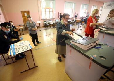 Итоги выборов: расстановка сил в Облдуме и Гордуме поменялась незначительно