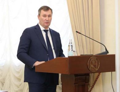 Вице-мэра Воронежа подозревают в хищении 1,5 миллиона рублей из кассы