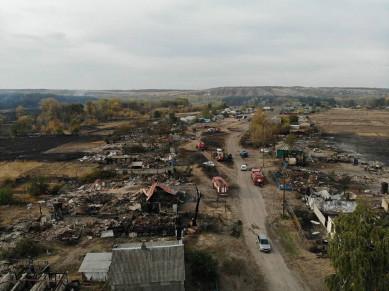 Погорельцы из Николаевки получат жильё не раньше весны