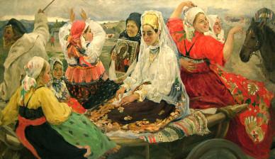 Воронежцев приглашают на выставку художников-земляков в музее имени Крамского
