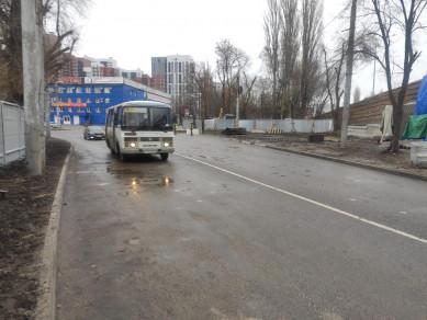 В Воронеже открыли движение под виадуком на 9 Января