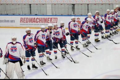 Клуб из воронежского райцентра стал сенсацией Молодёжной хоккейной лиги