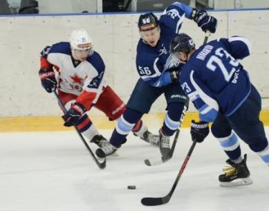 «Буран» обыграл московскую «Звезду» в последнем матче 2020 года