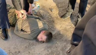 Солдата, расстрелявшего военных на «Балтиморе», этапировали в Москву