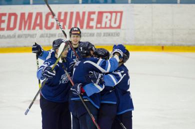Воронежский «Буран» одержал волевую победу над челябинским «Челметом»