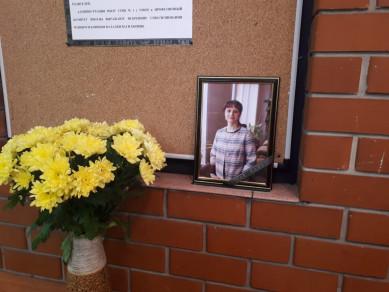 Директор школы поделился подробностями убийства учительницы в Воронеже