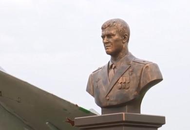 В Сирии установили памятник лётчику Роману Филипову