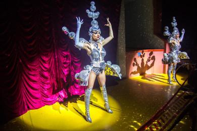 Шоу «Пять континентов» стартует в Воронежском цирке