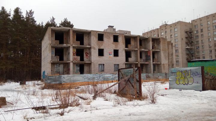 «Воронежские долгострои рискуют превратиться в «памятники» городской архитектуры»