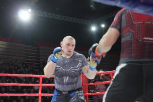 Воронежец нокаутировал якутского бойца на 35-й секунде сражения