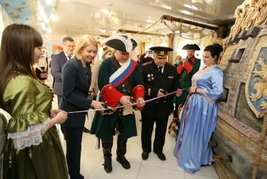 Ключи от города и стих Петра I: что посмотреть в новом зале музея «Петровские корабли»?