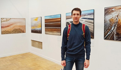 Работы воронежского фотохудожника выставили в Третьяковской галерее