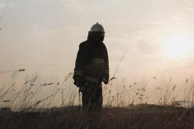 Воронежская область в огне: пожары почти во всех районах
