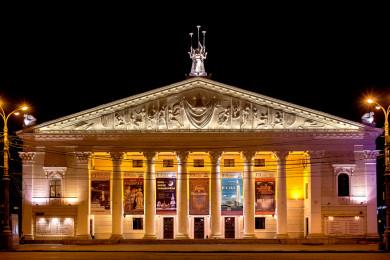 Новый сезон в воронежском театре оперы и балета начнётся с индийских страстей
