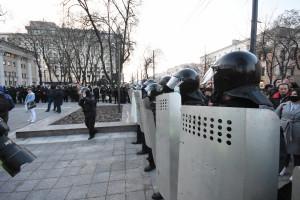 Прогулки с фонарями и вежливые задержания всех подряд: как в Воронеже прошёл митинг