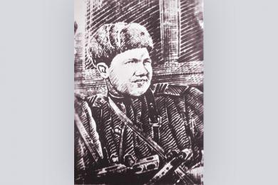 «Бессмертный полк»: Василий Камышанов