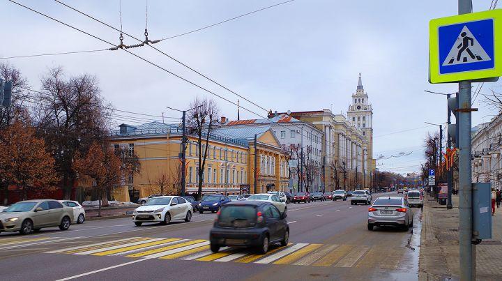 Проверь знания ПДД на улицах Воронежа. Тест № 9