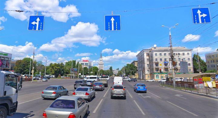 Проверь знания ПДД на улицах Воронежа. Тест № 11
