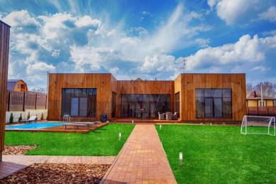В вымирающем селе под Воронежем продают дом за 40 млн рублей