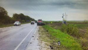 Два водителя погибли в лобовом столкновении ВАЗа и «Фольксвагена»