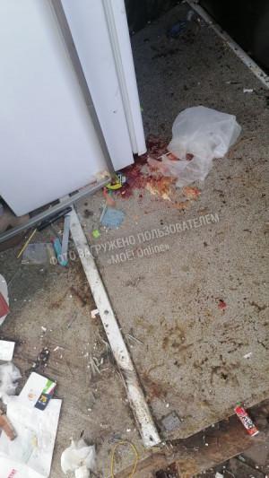 Воронежец на «Хёндэ» уходил от погони и влетел в киоск: продавец в больнице