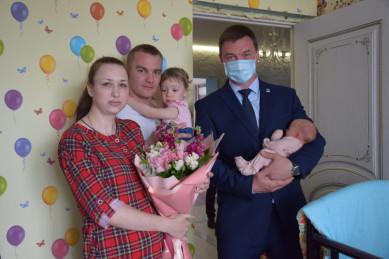 Четверняшки родились под Воронежем