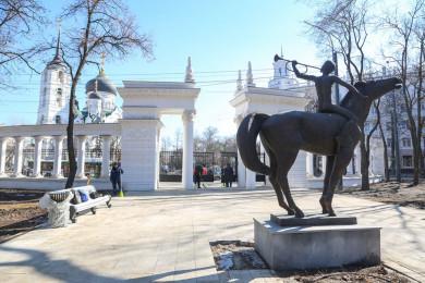 Обанкротилась вторая фирма, проводившая реконструкцию парка «Орлёнок» в Воронеже