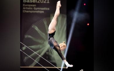 Воронежская гимнастка Ангелина Мельникова выступит на Олимпийских играх