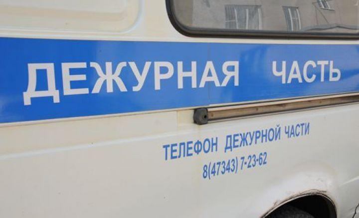 В Воронеже пьяный дебошир избил полицейского