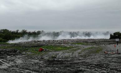 Росприроднадзор нашёл экологические нарушения на мусорном полигоне в Воронежской области