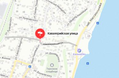 В Воронеже на7 часов перекрыли улицу в Центральном районе