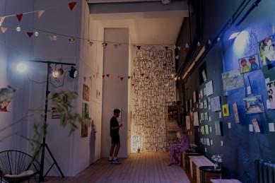 «В поисках алмазов»: в Воронеже проходит выставка работ пациентов психоневрологических интернатов
