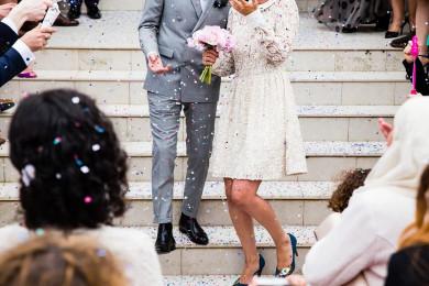 В Воронежской области сыграли больше свадеб, чем в прошлом году