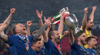 Как закончился решающий матч между Италией и Англией