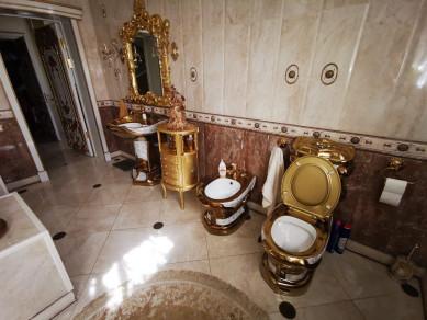 Дворец с золотыми унитазами: как жил задержанный за коррупцию глава ГИБДД Ставрополья