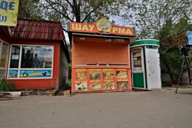 В Воронеже продолжают ликвидировать незаконные киоски