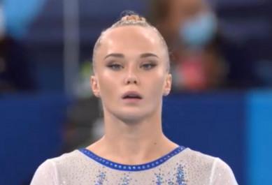 Воронежская гимнастка Ангелина Мельникова получила вТокио вторую олимпийскую медальза 3 дня