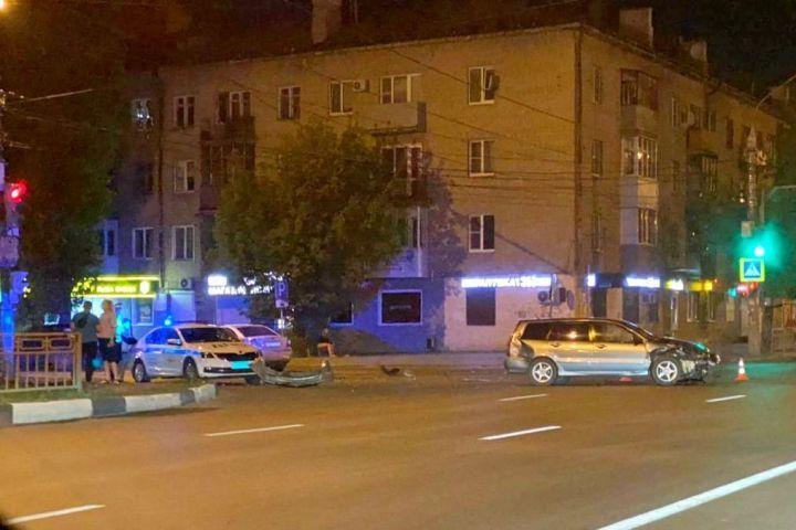 Водитель Облдумы, устроивший ДТП в Воронеже, был пьян