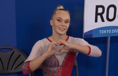 Воронежская гимнастка Ангелина Мельникова получила третью олимпийскую медаль