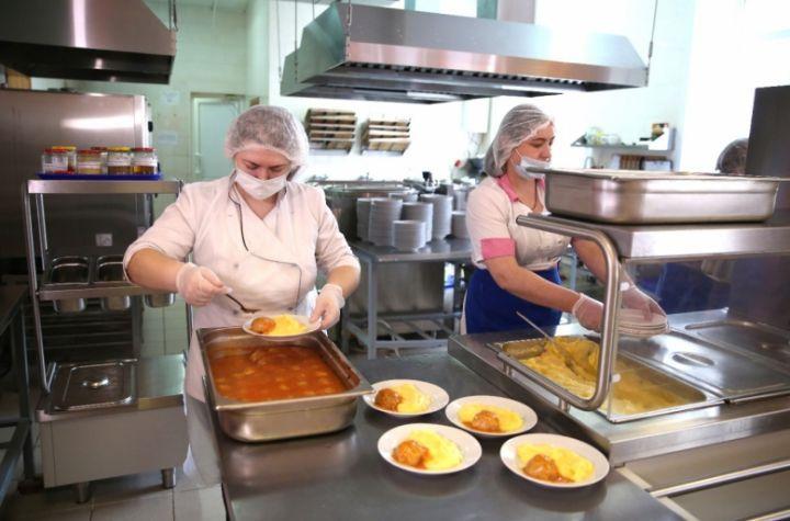 В Липецке определили поставщика питания ещё для девяти школ