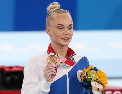 «Всегда можно лучше»: Ангелина Мельникова подвела итог выступлений на ОИ-2020