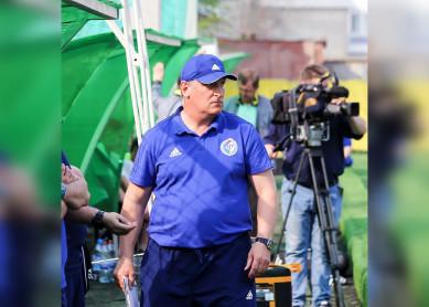 Главный тренер молодёжки «Факела» ушёл в отставку