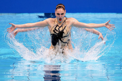 Российские синхронистки завоевали 14-ое золото Олимпиады