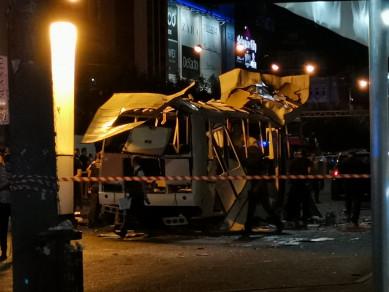 Губернатор рассказал о состоянии пострадавших при взрыве ПАЗа
