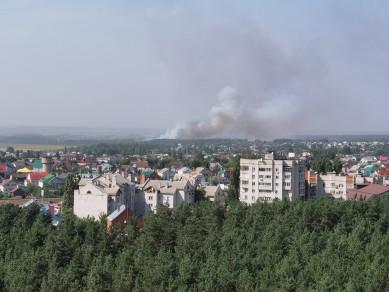 Спасатели опасаются новых пожаров вокрестностях Воронежа