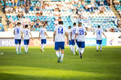 «Факел» выиграл в кубковом матче у барнаульского «Динамо»