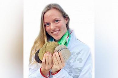 Воронежская спортсменка завоевала медаль наПаралимпийских играх
