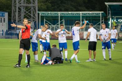 «Факел» второй раз в сезоне проиграл в Татарстане